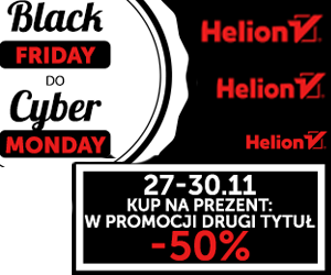 Helion Black Friday Cyber Monday